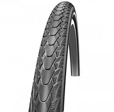 "Brompton Compatible Schwalbe Marathon Plus 16"" x 1.35 Puncture Protection Tyre"