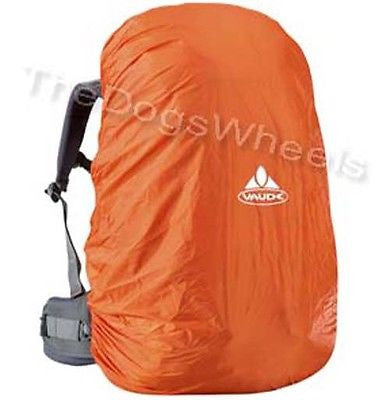 Vaude Cycle Backpack Rucksack Pack Waterproof Rain Cover High Visibility 15-30L
