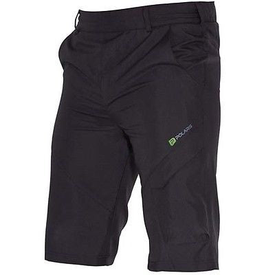 Polaris Adventure Baggy MTB Bicycle Bike Cycle Shorts Padded Mens Large