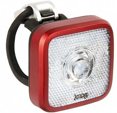 Knog Blinder USB Rechargeable Front MTB Bicycle Bike LED Light