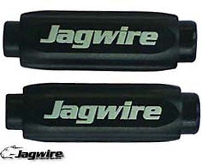 Jagwire Inline Thinline Gear Derailleur Cable Adjuster MTB Road Racing Bike Adjustor Blk