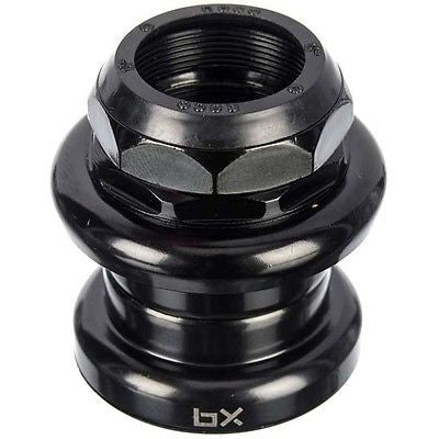 "1"" threaded Headset Black mtb bicycle bike one inch"