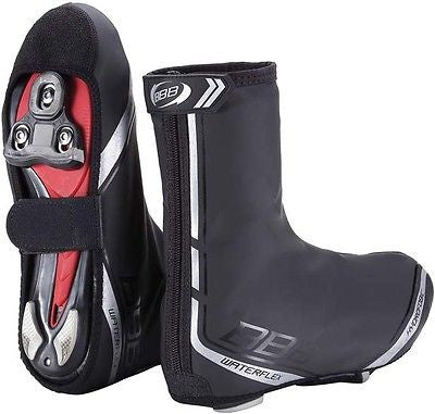 BBB Waterflex Overshoes Road Racing Bike Bicycle Cycle Cycling 41/42