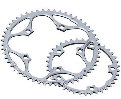 Stronglight 135BCD Chainring 5083 Series Campagnolo 5 Arm Road Bike 52T 135PCD