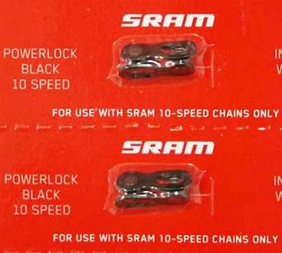 SRAM 10s 10 speed chain powerlink quick link connector