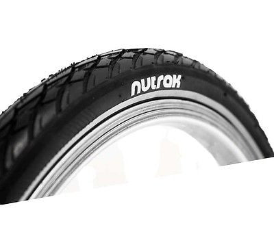 "Nutrak Brompton Compatible Folding Bike Bicycle Tyre 16"" 1.3/8"" Puncture Protection"