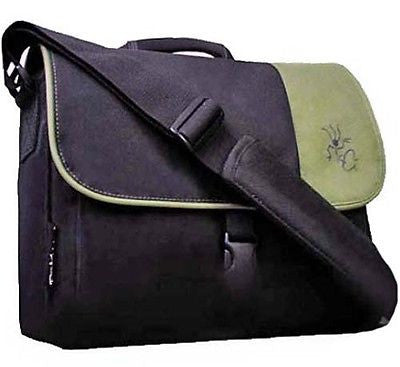"Pakuma 10"" Notebook Computer Laptop Student Messenger Shoulder Office Bag Black"