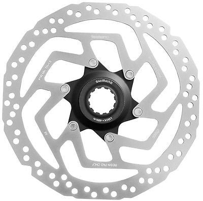 Shimano Centre Lock Disc Brake Rotor 180mm Centre-lock Centrelock MTB Bike