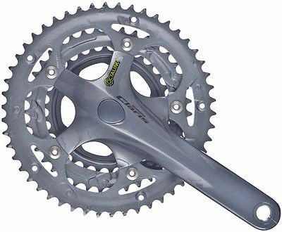 Shimano Claris 2403 Octalink Triple Chainset Road Racing Bike 30/39/50T 8 speed