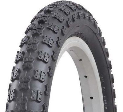 "Kenda Bike Bicycle Cycle Tyre Tyres 18"" x 1.75 Black 18 inch"