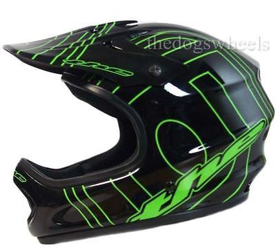 THE Industries Point 5 Slant Full Face Fullface DH Downhill MTB Bike Helmet