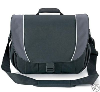 Laptop Computer Notebook Briefcase Messenger Bag 15.4""