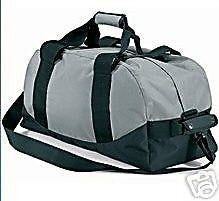 Sports Travel Weekend Overnight Gym Exercise Luggage Bag Holdall Medium / Large