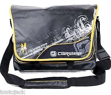 Caribee Sheriff Satchel Dispatch Messenger Student College School Bag Clearance