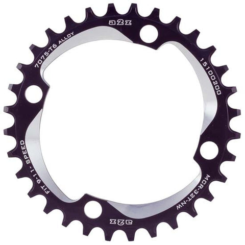 A2Z 32T Narrow Wide Chainring Chain Ring MTB Bicycle Bike 104bcd 10 / 11 speed