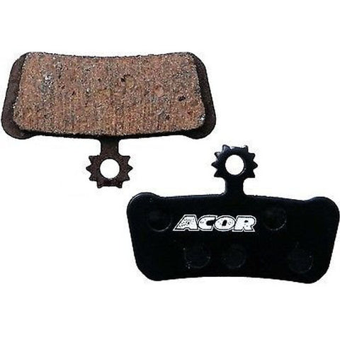 Acor Kevlar Disc Brake Pads Avid XO Trail MTB Bicycle Bike
