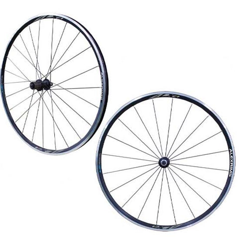 Alex ALX265 700c Tubeless Ready Road Racing Bike Bicycle Wheels Wheelset Sealed 20/24