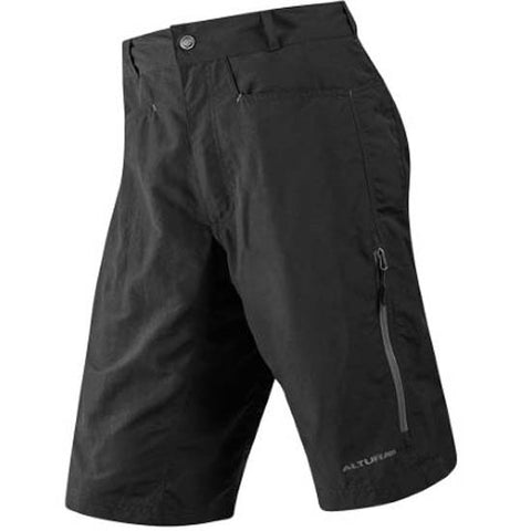 Altura Mayhem Baggy Padded Mountain Bike MTB Bicycle Cycle Trail Shorts Black
