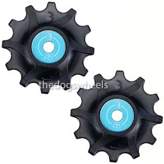 BBB Jockey Pulley Wheels 12T SRAM 12 Teeth Narrow Wide