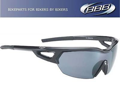 BBB Arriver Interchangeable Triple Lens Sunglasses Cycle MTB Bike Polycarbonate