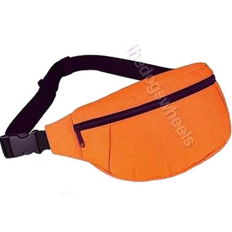 igh Visibility Bum Belt Hip Waist Bag Cycle Cycling Bicycle Bike MTB Pack
