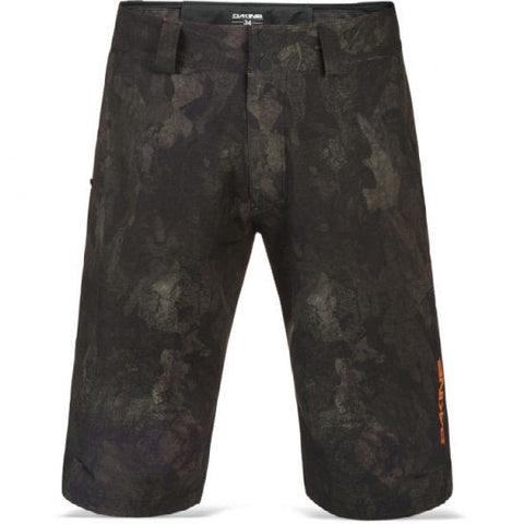 Dakine Pace Lightweight MTB Bike Trail Shorts Peat Camo