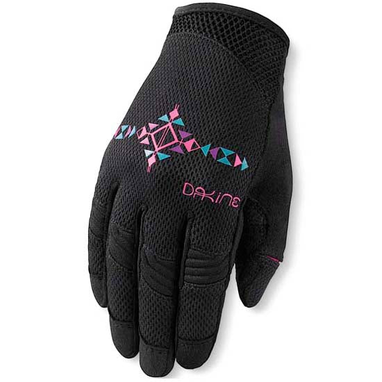 Dakine Covert Ladies Womens Girls MTB Mountain Bike Bicycle Cycle Gloves Black