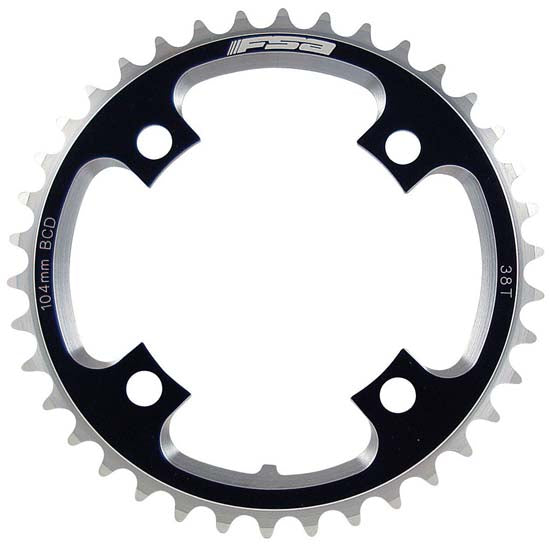 FSA Downhill DH Single 34T 104mm BCD MTB Bike Bicycle Chainring Alloy 34 Teeth