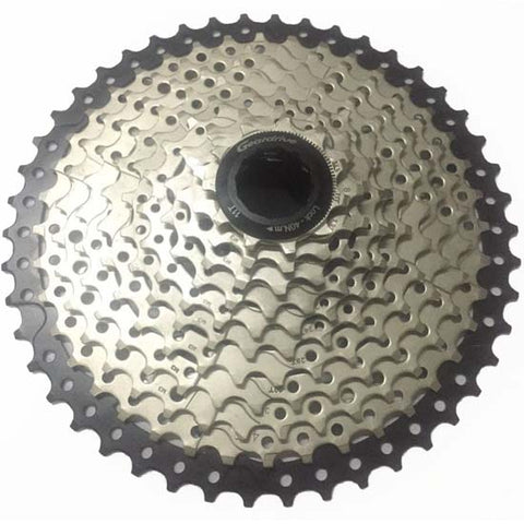 11 speed Mountain Bike MTB Cassette 11-46T Wide Ratio Shimano SRAM Compatible