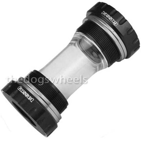 Gusset EXT24 External Hollowtech Sealed Bottom Bracket MTB Bicycle Bike Black