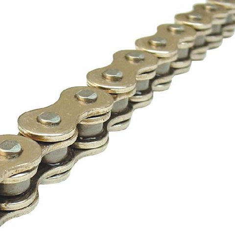 "Gusset Super Heavy Duty Tank Chain 1/2"" x 1/8"" BMX Bike Bicycle Strength 1500kg"