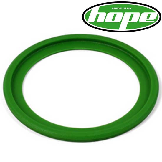 Hope Pro4 Freehub Body Labrinth Drive Side Seal Green