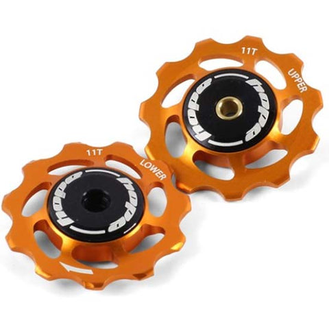 Hope Technology 11T Jockey Pulley Wheels Orange