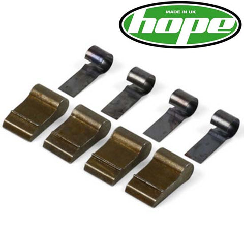 Hope Pro2 / Pro3 / Pro4 / EVO Freehub Pawl & Spring Set Kit Pawls Springs x 4