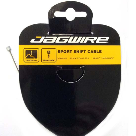 Jagwire Sport Stainless Steel inner Gear Shifter Shift Cable Cables Bicycle MTB Bike