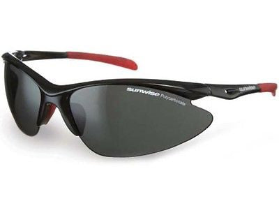 Sunwise Peak Polycarbonate Sunglasses MTB Bicycle Cycle Cycling Sports Golf Ski