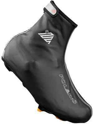 Polaris Neo-lite Water Resistant Overshoes Road Cycling Over Shoes Cycle Medium
