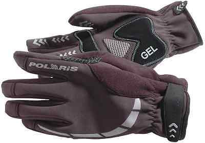 Polaris Hoolie Windproof Winter Cycling Gloves Cycle MTB Black Cold Weather Lge
