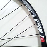 "Trubuild / Neuro 26"" MTB Rear Wheel 9mm QR Quick Release Dropouts Disc Brake"