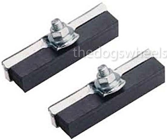 Raleigh Rod Stirrup Flat Top brake pads blocks shoes