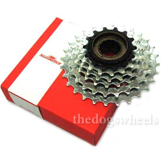 Sunrace 6 Speed Freewheel Sprockets 14/28T MTB Cycle Bicycle Bike Free Wheel 6sp