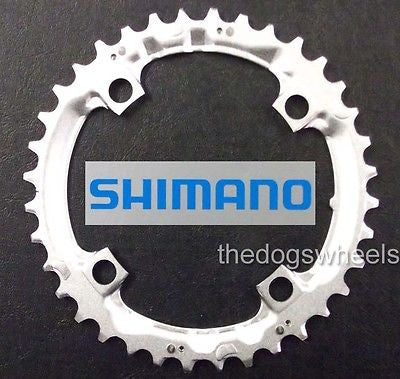 Shimano Deore FCM532 36T Middle Chainring MTB Bicycle Bike 104BCD 36 Teeth