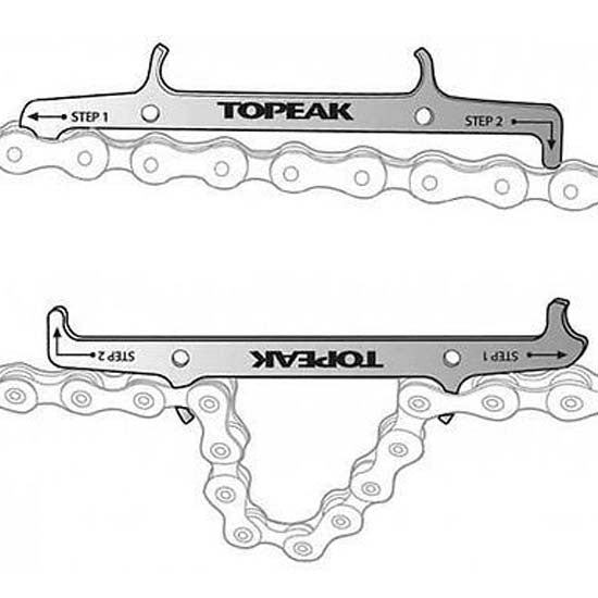 Topeak Chain Hook and Wear Checker Measurer indicator Tool MTB Bicycle Bike