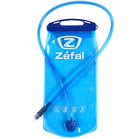 Zefal 2L Hydration Pack Bladder Reservoir Mountain Bike MTB Cycle 2 Litre