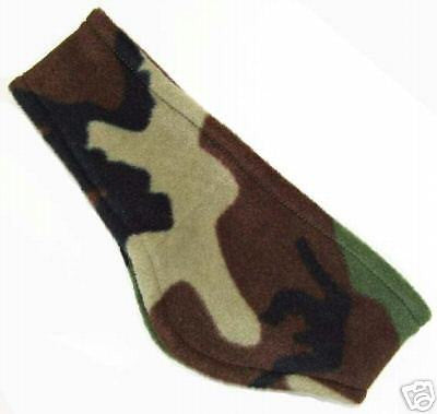 Headband Camo Fleece Ski Fishing Hunting Paintball