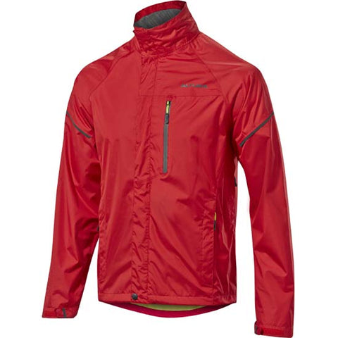 Altura Nevis III Waterproof Windproof MTB Bicycle Bike Cycle Jacket Red