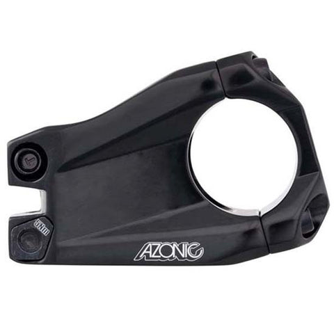 Azonic Baretta Evo Handlebar Stem Mountain Bike MTB Bicycle 31.8mm x 40mm Black