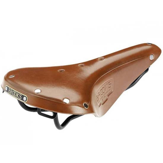 Brooks England B17 Standard Honey Leather Bicycle Bike Cycle Classic Saddle Mens
