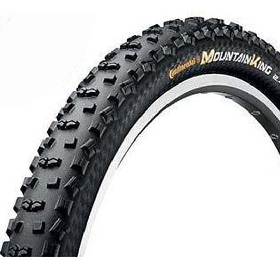 "Continental Mountain King II MTB Bicycle Bike Tyre Tyres 26"" x 2.4 XC Trail"