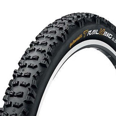 "Continental Trail King Sport 27.5"" x 2.2 MTB Bicycle Bike Tyre Tyres 650B"